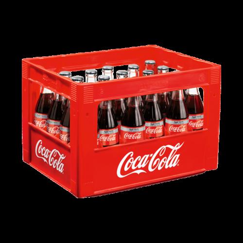 Cola Light Kiste