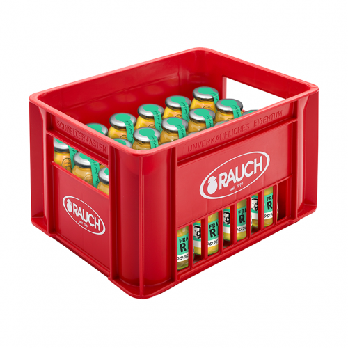 Rauch Apfel Kiste