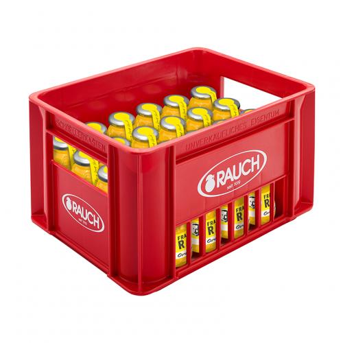 Rauch Orange Kiste